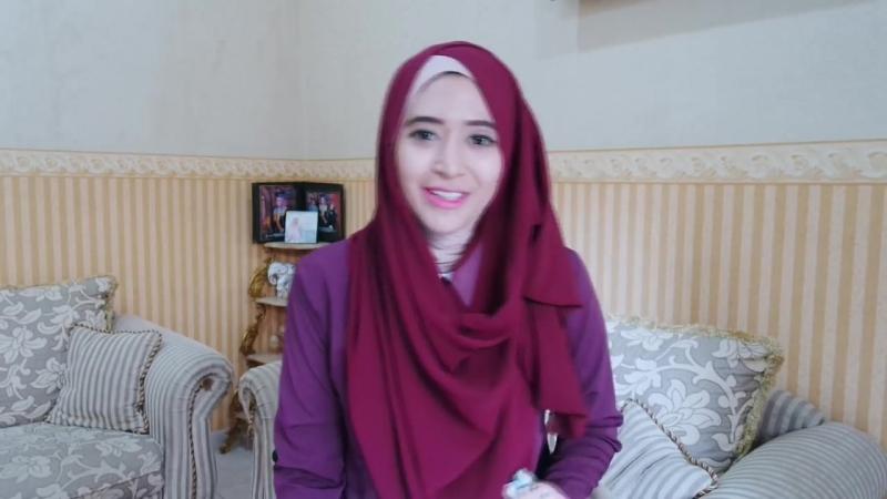 Hijab Tutorial - Natasha Farani (SimpleFormal)