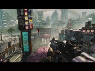 Трейлер новой карты для Titanfall 2 — Город Ангелов.