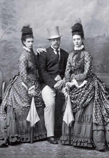 Александр III с императрицей Марией Фёдоровной