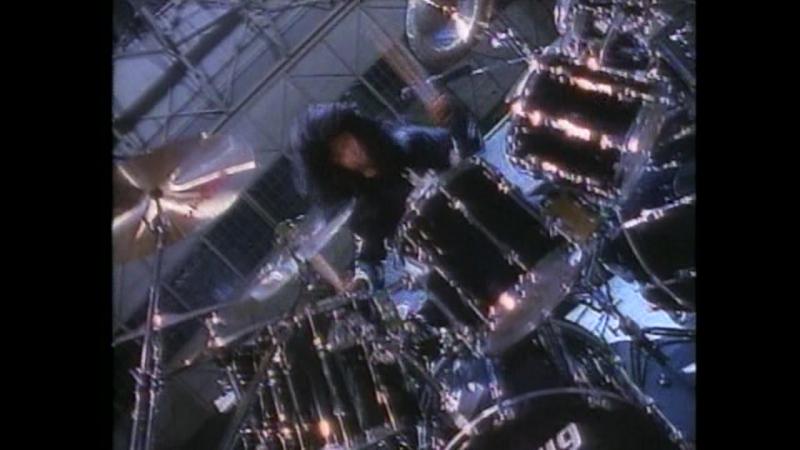 Kiss - God Gave Rock 'N' Roll To You II (Music Video '1991)