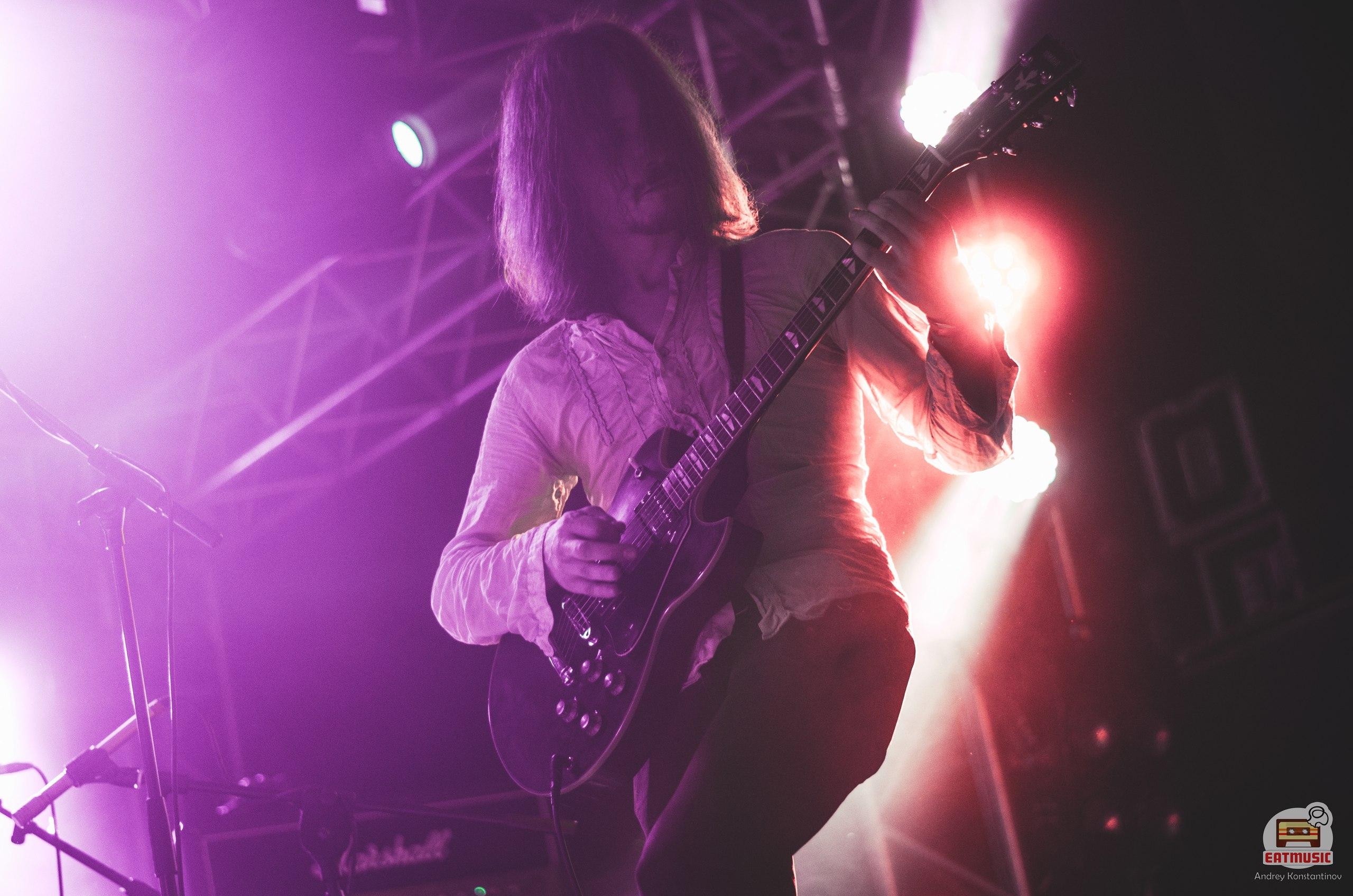 Концерт TRUCKFIGHTERS в Москве 22.05.2017, группа Vice Versa: репортаж, фото Андрей Константинов