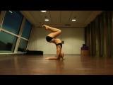 Хейли Вилория Роуз - Невероятная гибкость [Full HD,1080p]