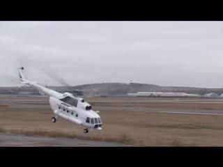Высший пилотаж на Ми-8