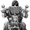 Вольный мотоциклист