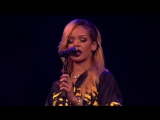 Rihanna -What Now, Stay, Diamonds (the best live)
