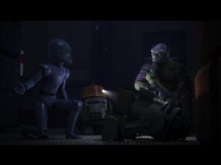 [RRNFULURCU] Star Wars Rebels S03E13 Warhead 720p