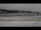 Финский лёд под Пол Ван Дайка Питерлэнд Санкт-Петербург Арена ВелоДрайв