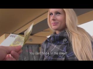 Angel wicky / public pickups / sex for money pov creampie public