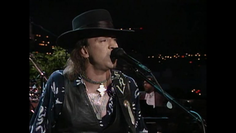 Stevie Ray Vaughan - Live from Austin Texas 1989