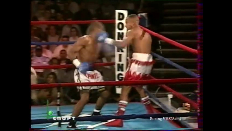 1997-12-13 Mauricio Pastrana vs Manuel Herrera (IBF Junior Flyweight Title)