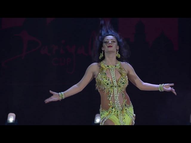 Gala show DariyaM Cup 2017 - Дарья Мицкевич