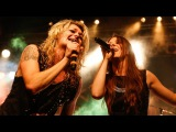 KISSIN' DYNAMITE - Masterpiece (feat. Jennifer Haben) (Live) official clip AFM Records