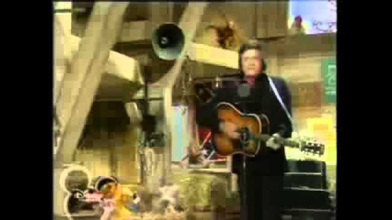 Johnny Cash The Muppets - Ghostriders in the sky