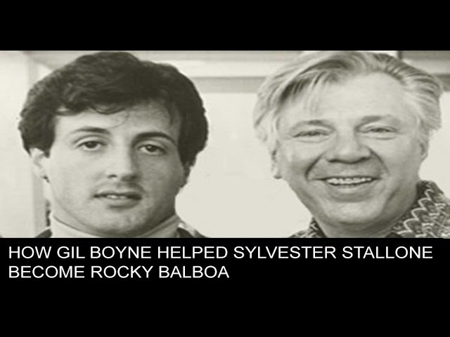 Техники мгновенного гипноза от Gil Boyne (с русскими субтитрами).
