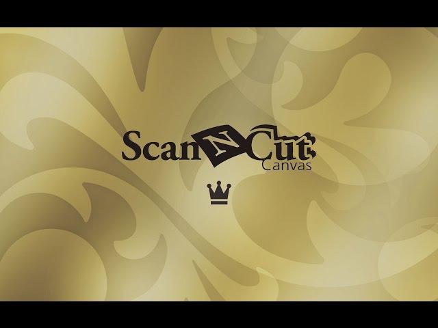 ScanNCut ScanNCutCanvas: Enhanced Image Tracing : Digest version