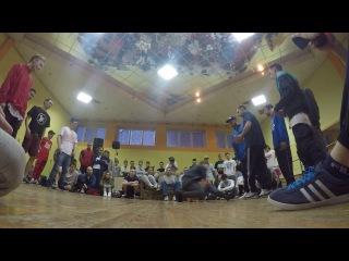 Hot Tribe & Fantastik Rangers vs Action mans