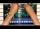 Tr-8 Ableton Dark Techno Jam With Custom Samples