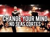 "Brian Friedman & Yanis Marshall | Britney Spears ""Change Your Mind"" No Seas Cortés Heels Choreo"