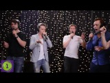 Группа Пятеро - КОРОЛЕВА КРАСОТЫ - концерт на Радио 1