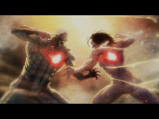 Attack on Titan Season 2 Official Opening Song Shinzou wo Sasageyo by Linked Horizon