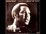 WILLIE WRIGHT - Right On For The Darkness - 1977