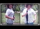 ажурный женский жакет ананасами. часть 2