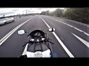 Неадекватная езда по городу на мото (без монтажа) 4K || Inadequate riding on moto