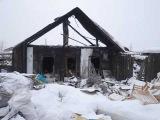 Один пожар - три жизни. Сегодня ночью загорелся дом № 3 по улице Чехова