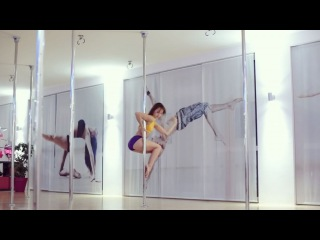 Pole dance by Kira Noire - Marina Bogomolova • Jan 31, 2017