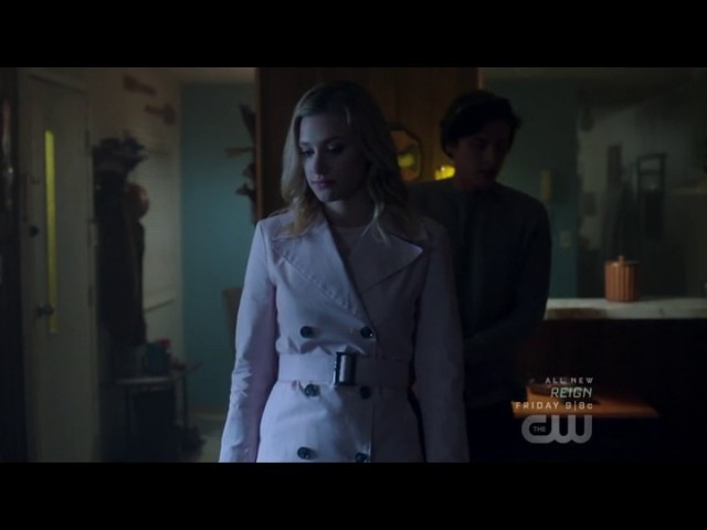 Riverdale 1x13 Veronica and ArchieJughead and Betty Scene (REUPLOADED)