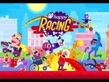 HAPPY RACING (BY BOWMASTERS DEV) Maestro  Mr. Overlord  T-666  Varg Blackburn Gameplay iOS