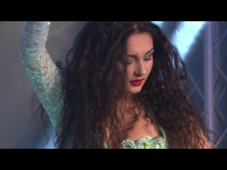 DARIYA MITSKEVICH (UKRAINE) 7TH ORIENTAL PASSION ATHENS,GREECE