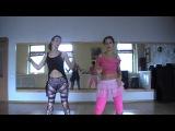 Vica Norkina and Nadiya Boiko training zim zell all