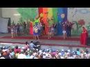 Лагерь Заря 2013 г. Игра с залом Соко семки соко вася