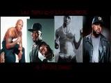 Gangsta Till I Die - The Game, 50 Cent, 2Pac, Ice Cube DJ NATE-FLO + BIG-D RMX