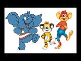 ♫ Летка Енка (с субтитрами) | Letka Enka | Детские песни для танцев