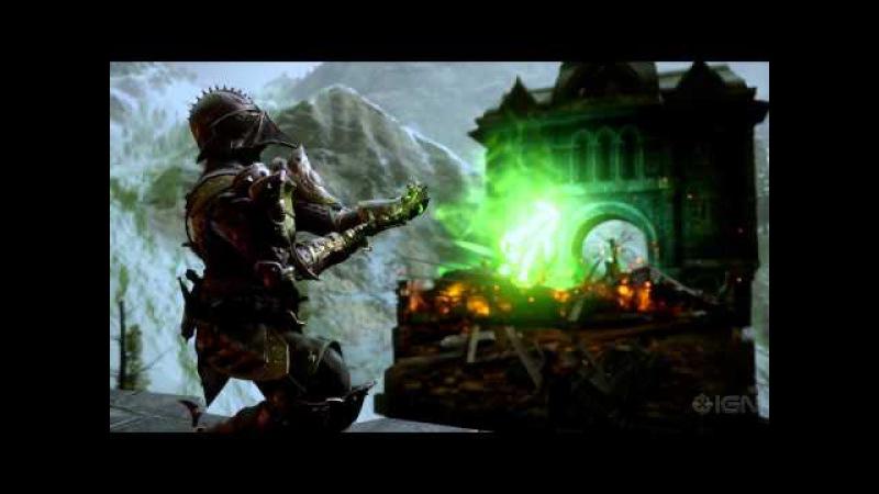 Dragon Age Inquisition Lead Them or Fall Trailer - E3 2014
