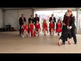 Ann Smith &amp Myk Dowling dancing Canyengue at the National Folk Festival in Canberra March 2016