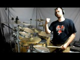 METALLICA - For Whom the Bell Tolls (live) - drum cover
