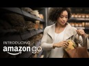 Amazon Go - the world's most advanced shopping technology - Newson's Language Centre