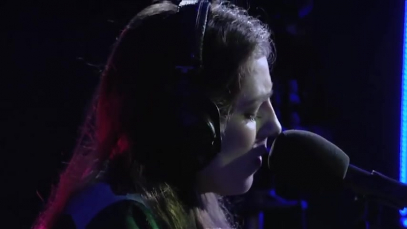 Birdy - Let Him Go - live in lounge