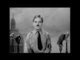 Best Version The Great Dictator Speech - Charlie Chaplin + Time - Hans Zimmer .mp4