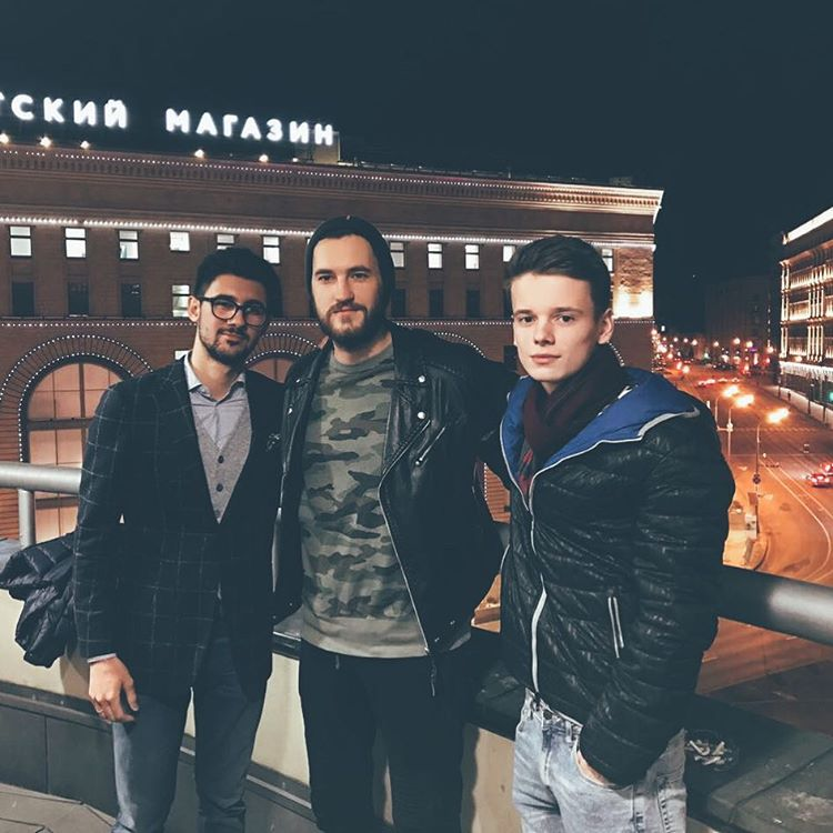 Арсений Шульгин | Москва