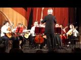 А.Вивальди Концерт Сdur(1 ч.)