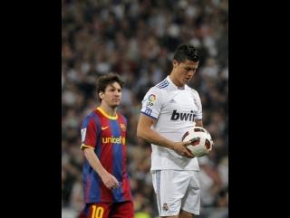 CR7 vs Barcelona