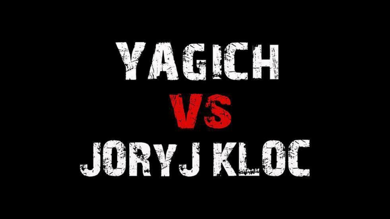 Docker's Rock Battle. Yagich vs Joryj Kłoc.
