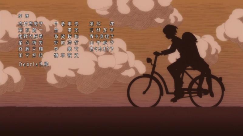 Песня Любви Одному Пилоту. Эндинг /ED/ Toaru Hikuushi e no Koiuta. Ending