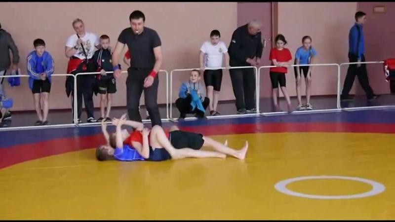 Чемпионат Украины по панкратиону среди молодежи в Белой Церкви