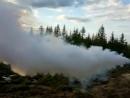 горячий туман