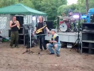 Bikers&Rockers - [ Самогон ] Днюха Motopsihov